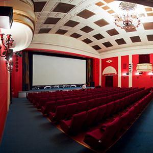 Кинотеатры Монастырщины