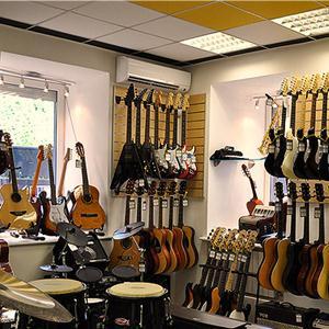 Музыкальные магазины Монастырщины