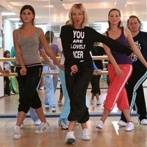 Школы танцев Монастырщины