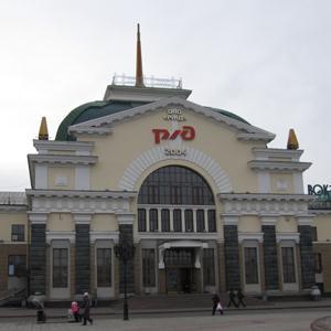 Железнодорожные вокзалы Монастырщины